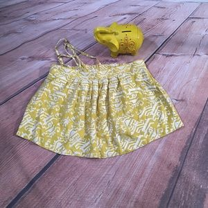 Floreat Embroidered Skirt